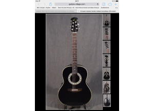 Ovation Pinnacle 3712