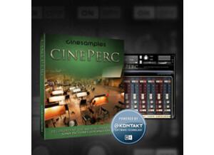 Cinesamples CinePerc Complete