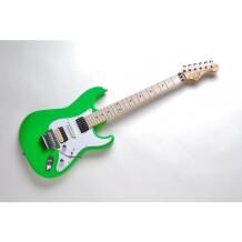 "GJ2 Guitars Limited Run Glendora ""Green Meanie"""