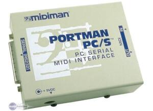 M-Audio PortMan Pc/s