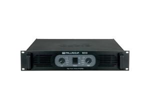 DAP-Audio P-500 - Black