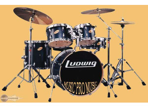 Ludwig Drums Accent Custom Jazz