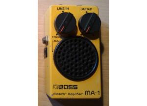 Boss MA-1 Mascot Amplifier