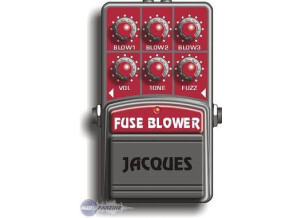 Jacques Stompboxes Fuse Blower II (Old Design)