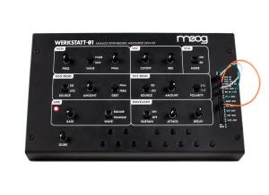 Moog Music Werkstatt-Ø1: Moogfest 2014 Kit