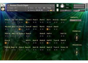 BIGcat Instruments Burea Organ