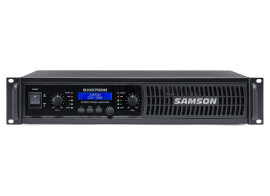 Samson launches the SXD power amps