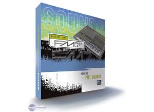 Native Instruments FM7 Sounds Volume 1