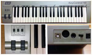 ESI 49 KeyControl