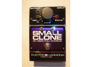 Electro-Harmonix Small Clone - Psyclone - Modded by MSM Workshop