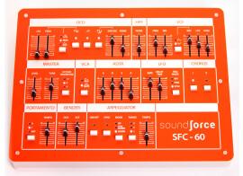Le SoundForce SFC-60 en pré-vente