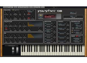 Soundtower Prophet 08 PlugSE
