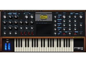 Soundtower Moog Voyager plugSE
