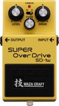 Boss SD-1W: SUPER OverDrive