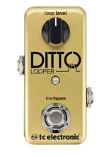 TC Electronic Ditto Looper Gold