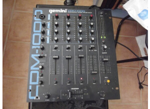 Gemini DJ CDM-1000