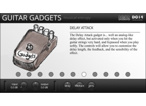 Musicalentropy Guitar Gadgets
