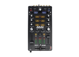 Akai ships its new AMX and AFX controllers