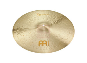 Meinl Byzance Jazz Extra Thin Crash 18""