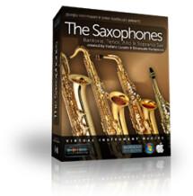 Audio Modeling The Saxophones