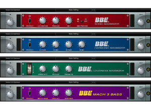 Nomad Factory BBE Sound Sonic Sweet - Optimized
