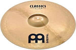 """Meinl Classics Custom Medium Ride 20"""""""
