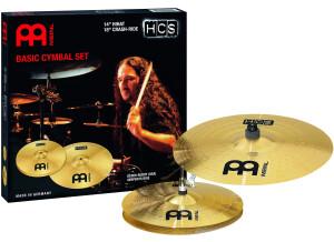 Meinl HCS Basic Cymbal Set 2