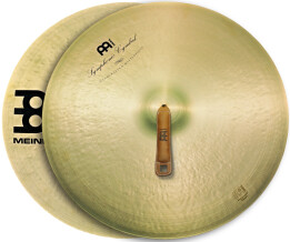 "Meinl Symphonic Cymbal Thin Pair 22"""