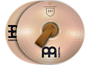 Meinl Professional Marching Cymbals B10 Pair 16""