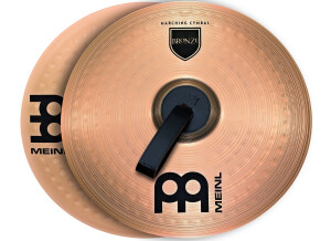 Meinl Student Range Marching Cymbals Bronze Pair 14""