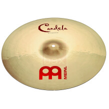 "Meinl Candela Percussion Crash 16"""