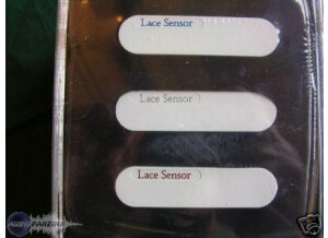 Lace Music Sensor Plus Pack - Blue/Gold/Red