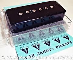 Van Zandt Pickups P90
