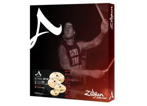 Zildjian A Custom Box Set