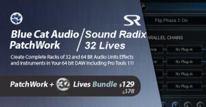 Blue Cat Audio PatchWork + 32 Lives Bundle