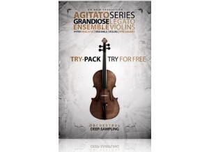 8dio Agitato Grandiose Legato Violin Try-Pack