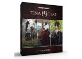 Tina Guo collaborates with Cinesamples
