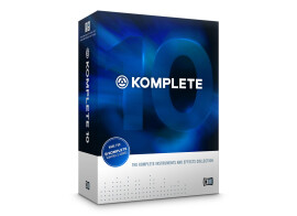 Native Instruments offer on the Komplete series
