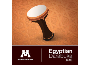Mahmoud Altaf Egyptian Darabuka Lite