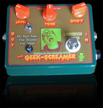 Geekmacdaddy Geek Screamer