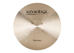 Istanbul Agop Traditional Custom Dry Ride 22""