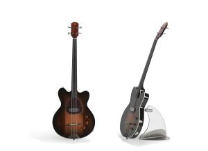 Aclam Guitars Floating Guitar Mini Stand