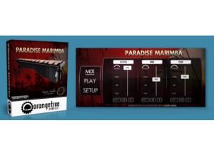 Orange Tree Samples Paradise Marimba