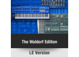 Waldorf Edition LE is free only on Audiofanzine