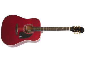 Epiphone Limited Edition 2014 DR-100 Wine Red