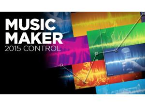 Magix Music Maker 2015 Control