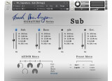 Audiowiesel processes the low-end in Kontakt