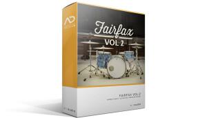 XLN Audio AD2 ADpak Fairfax Vol. 2