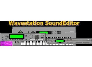 Soundtower Wavestation SoundEditor