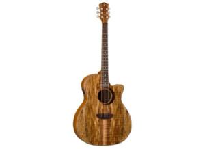 Luna Guitars Woodland Spalted Maple
